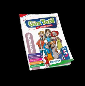 5. Sınıf Matematik Güz Tatil Kitabı