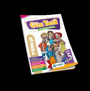 5. Sınıf  Türkçe Güz Tatil Kitabı