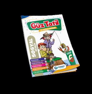 6. Sınıf Sosyal Bilgiler Güz Tatil Kitabı